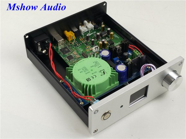 Adding an external USB DAC to your Egreat for HQ & SACD/DSD